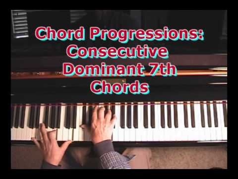 Piano how piano chords work : Chord Progressions: How 7th Chords Work in Chord Progressions ...