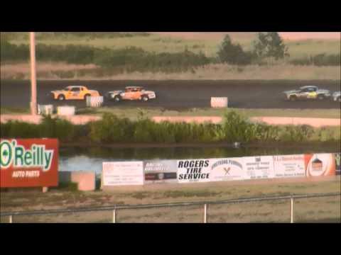 nielsen racing Fort Dodge 7-14-13
