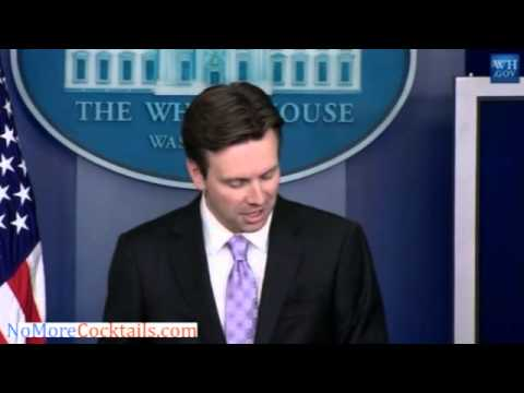 Jon Karl Hammers Josh Earnest: Is Obama 'Toxic' for Campaigning Senate Democrats?