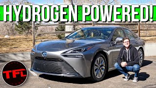 I Spent A Week With The New Toyota Mirai: Here's What I Love & Hate About It!