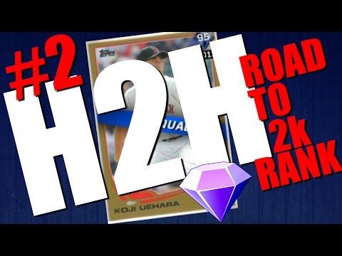 MUST SEE LATE INNING CLUTCH! | NEW DIAMOND KOJI UEHARA GAMEPLAY | MLB THE SHOW 16