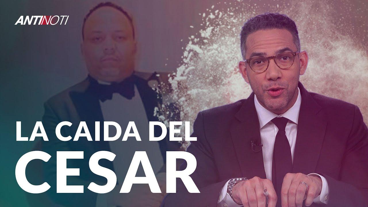 LA CAÍDA DEL CÉSAR - Agosto 22, 2019