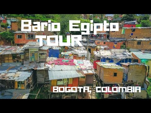 From Ex-Gang Members to Tour Guides: Breaking Borders in Bario Egipto, Bogota, Colombia