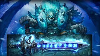 Hearthstone Adventure: Icecrown - Defeating the Lich King with Warrior (+Deck List, cheap)