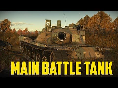 War Thunder - Main Battle Tank