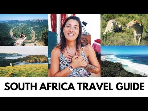 DETAILED SOUTH AFRICA TRAVEL GUIDE | HOW EXPENSIVE IS SOUTH