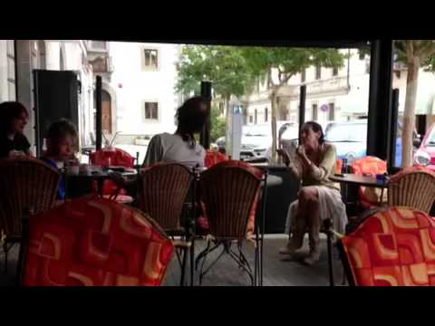 Italian Coffee Shop Song