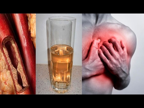 This Drink Will Unclog Arteries And Protects Against Heart Diseases.