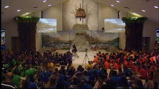 Roar VBS 2019 Day One Opening
