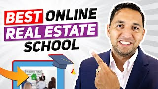 The Best Online Real Estate School