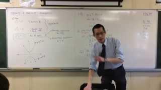 Definite & Indefinite Quadratics (2 of 3: Example Questions)