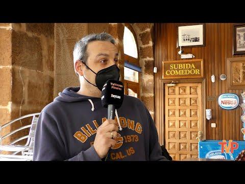 Entrevista a Mariano de Las Heras, desde Casa Ramón de Quintanar de la Sierra