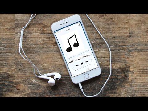 КАК СКАЧАТЬ МУЗЫКУ НА iPhone?! Работает 100%