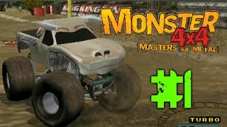 Monster 4x4 Masters of Metal Ep. 1 - This Game is Strange