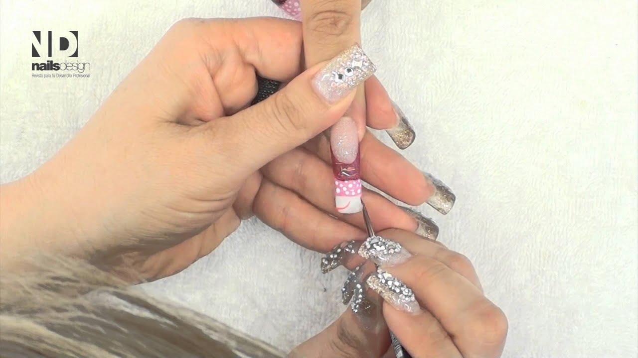 Uñas Diseño Paso a Paso/Revista Nails Design 64 México/SUMMER LOVE ...