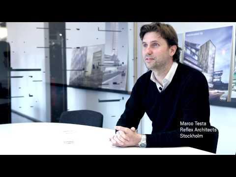Short Version of Solibri Customer Interview with Reflex Architects, Stockholm - Sweden