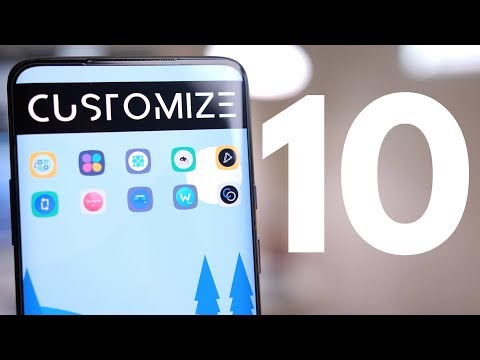 Best Android Apps - Customization Edition V2!