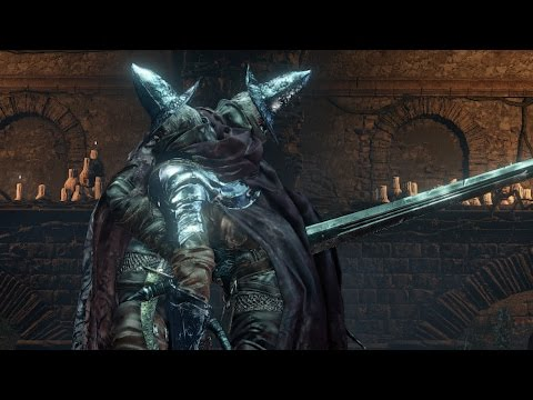 This New Dark Souls 3 Boss Doesn't Fight Alone