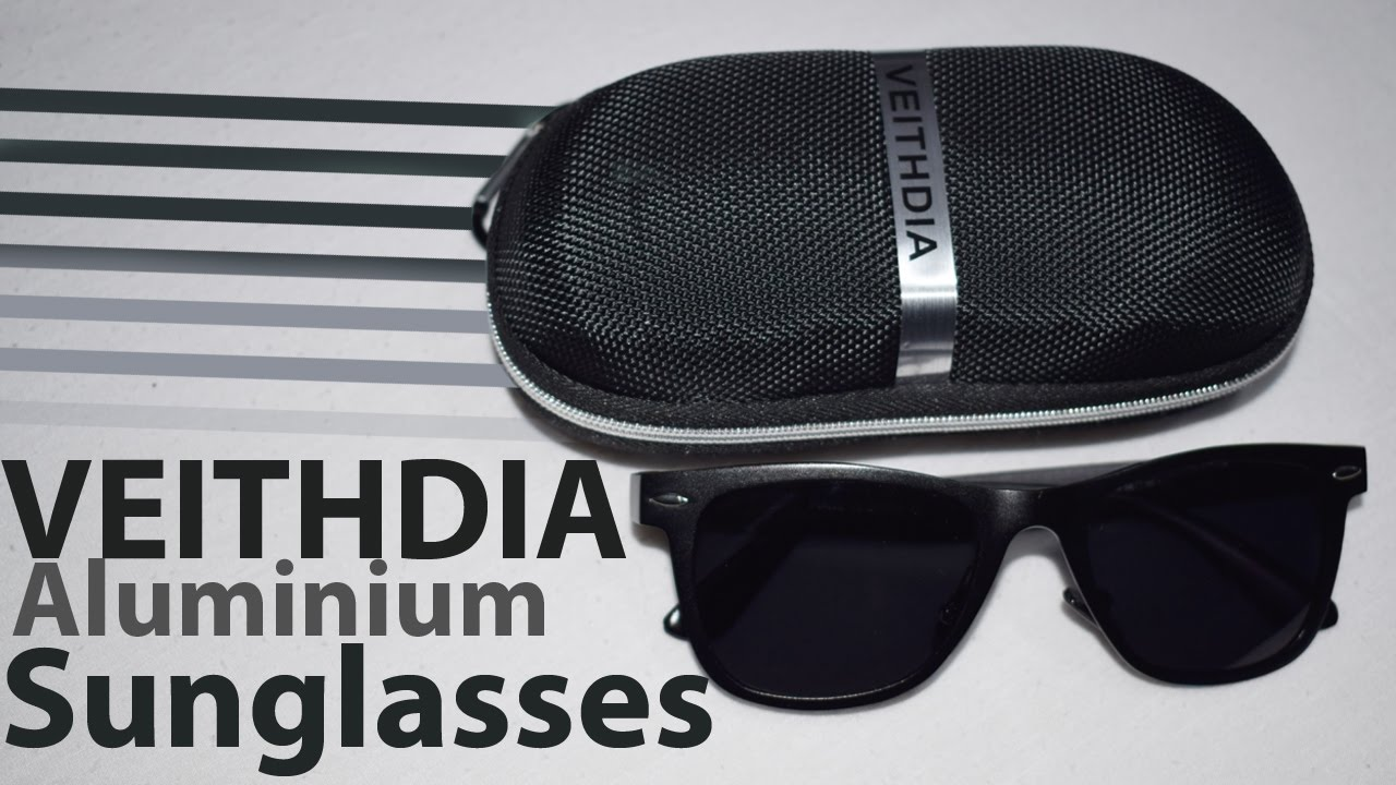 f88b125b2e Veithdia Aluminum Sunglasses Review - Aliexpress Reviews - YouTube