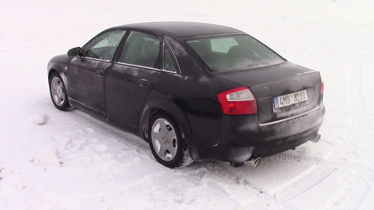 2004 audi a4 1 8 turbo quattro youtube. Black Bedroom Furniture Sets. Home Design Ideas