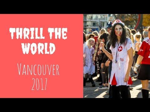 Thrill the World Vancouver 2017