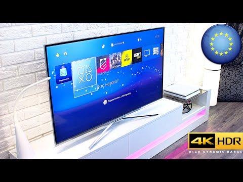 Ultra HD 4K LED телевизор LG 49UH656V - YouTube