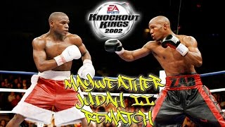 Knockout Kings 2002 - (XBOX) HD -  | Mayweather Judah II | The Rematch