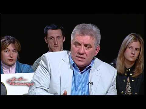 Cirilica - Kovac, Janjic, Biserko, Musliu - (TV Happy 4.5.2015.)