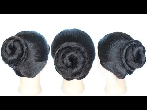 Twisted Bun for Summer Cute Hairstyles