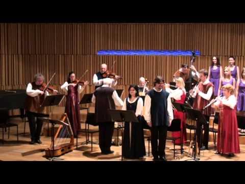 Čas radosti, veselosti - Cancioneta Praga a Musica Bohemica