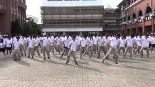 台南二中2012慶祝教師節「騎馬舞快閃活動」 thumbnail