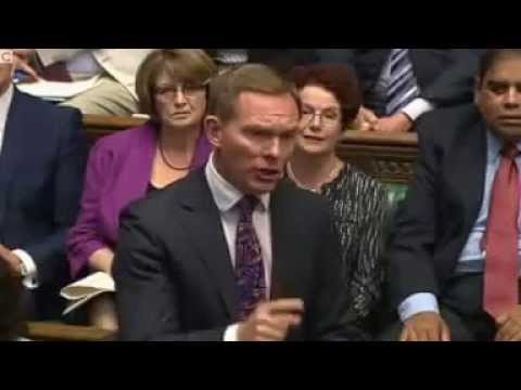 PMQs: Cameron and Bryant on phone hacking and Coulson
