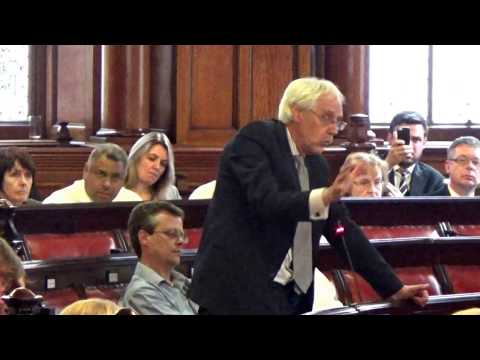 Liverpool City Council Annual Meeting 24th May 2017 Part 3 of 5