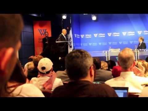 Students Against Israeli Apartheid Interrupt Ehud Olmert