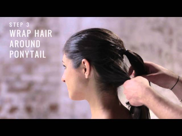 Office Look Hair Tutorial by TRESemmé Style Studio | Medium Length Travel Video