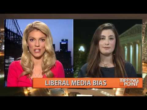 Ginny Montalbano on One America News Discussing Liberal News Bias