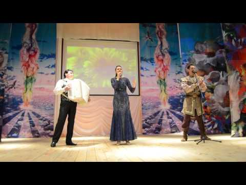 Фадис Ганиев, Лилия Биктимирова, Гульназ Асаева - ЦДТ г. Сибай, 04 мая 2016 года - 22