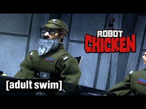 The Worst of The Empire | Robot Chicken Star Wars | Adult Swim