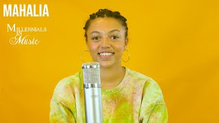 Mahalia Interview | Millennials in Music