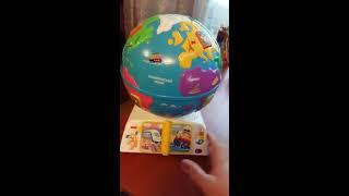 видео Планшет для детей от фирм Vtech и Leapfrog