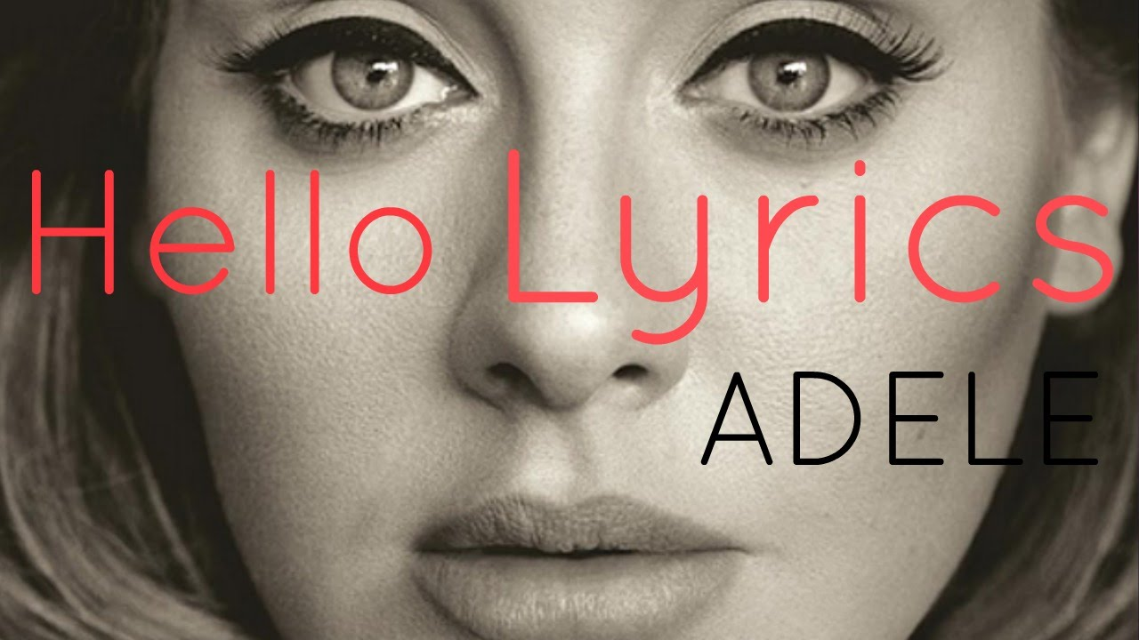 Hello (Official Lyrics Video) (Cover)
