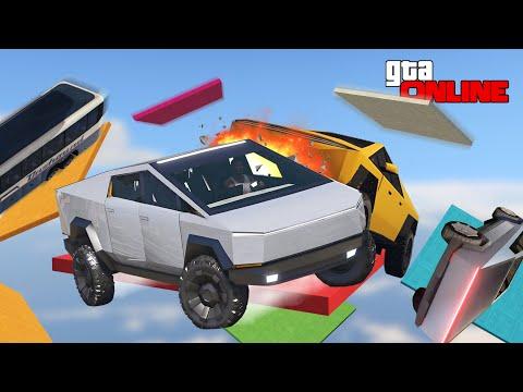 เลือกให้ถูกเข้าให้ทัน กับ ด่านสีมรณะสุดปั่น(ฮามาก?) (GTA 5 Online)