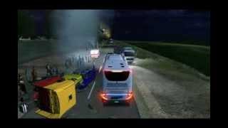 vuclip uk truck simulator bus indonesia ( bandung express )