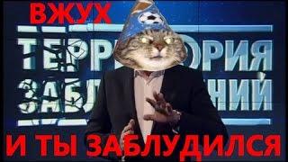 Кот лижет яйца, а причем Прокопенко?
