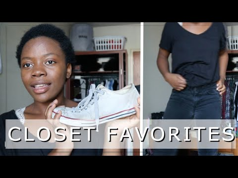 Favorite Items In My Closet As A College Student