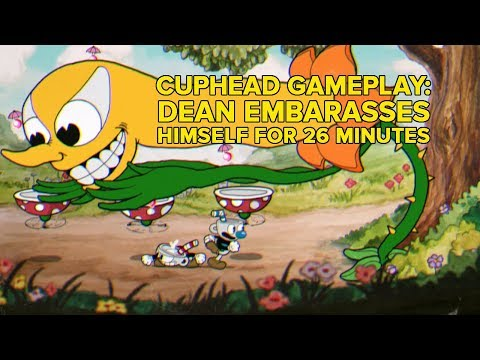 Cuphead Gamescom Demo: Dean's Shameful 26 Minutes Of Gamepla