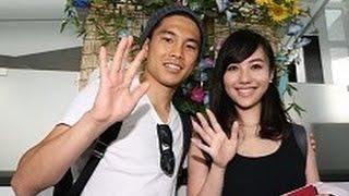 WBA世界フライ級王者の井岡一翔が歌手谷村奈南と結婚! チャンネル登...