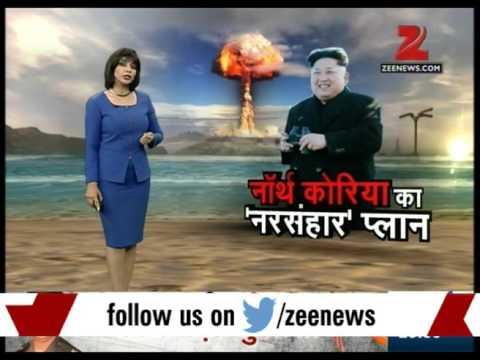 Korean Kim Jong-un's mass destruction plan