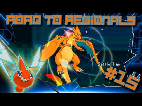 ★Pokemon VGC 2016 (ORAS) Road to Regionals #015★ Hidden Power Gound :3! [3DS]
