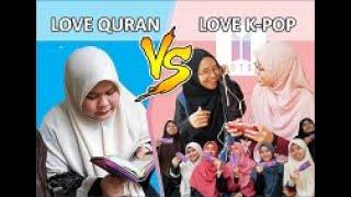LOVE QUR'AN VS LOVE KOREA_Instagram Komplikasi Dakwah